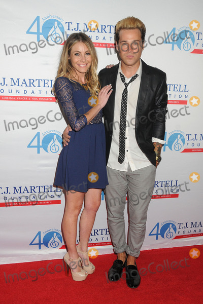 Ryan Cabrera Photo - 01 September 2015 - Beverly Hills California - Katie Krause Ryan Cabrera TJ Martell Foundation Spirit of Excellence Awards 2015 held at The Beverly Wilshire Hotel Photo Credit Byron PurvisAdMedia