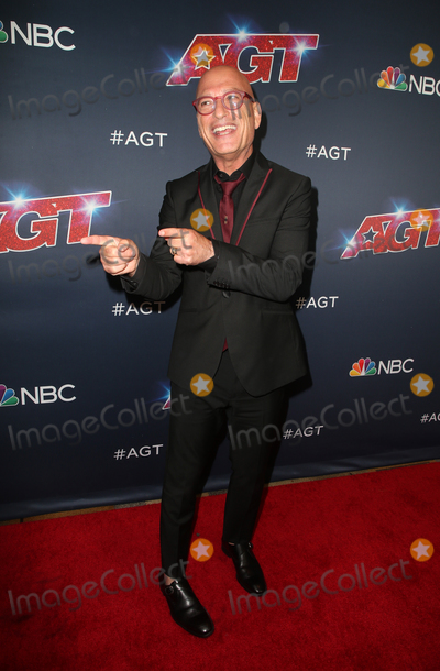 Howie Mandel Photo - 17 September 2019 - Hollywood California - Howie Mandel Americas Got Talent Season 14 Live Show Red Carpet held at Dolby Theatre Photo Credit FSadouAdMedia
