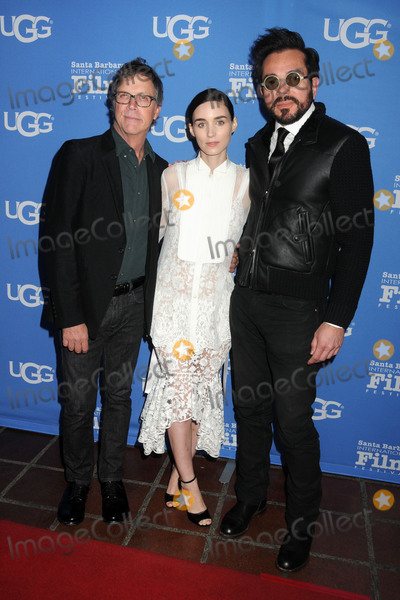 Todd Haynes Photo - 12 February 2016 - Santa Barbara California - Todd Haynes Rooney Mara Roger Durling 31st Annual Santa Barbara International Film Festival - Cinema Vanguard Award Presented to Rooney Mara held at the Arlington Theater Photo Credit Byron PurvisAdMedia