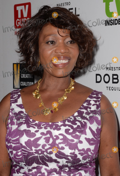 Alfre Woodard Photo - 18 September  2015 - West Hollywood California - Alfre Woodard Arrivals for The Television Industry Advocacy Awards benefiting The Creative Coalition in partnership with TV Guige Magazine and TVInsidercom held at Sunset Tower Hotel Photo Credit Birdie ThompsonAdMedia