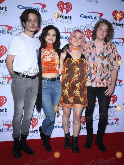 Hey Violet Photo - 22 September 2017 - Las Vegas NV - Hey Violet 2017 iHeartRadio Music Festival at the T-Mobile Arena Photo Credit MJTAdMedia