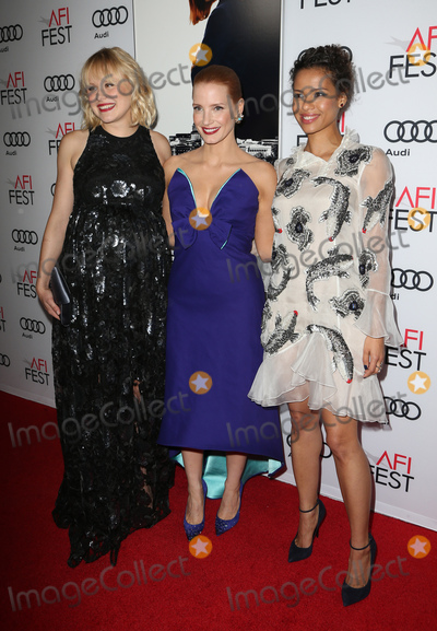 Alison Pill Photo - 11 November 2016 - Hollywood California - Alison Pill Jessica Chastain Gugu Mbatha-Raw AFI FEST 2016 Presented By Audi - Premiere Of EuropaCorp USAs Miss Sloane held at The TCL Chinese 6 Theatres Photo Credit AdMedia