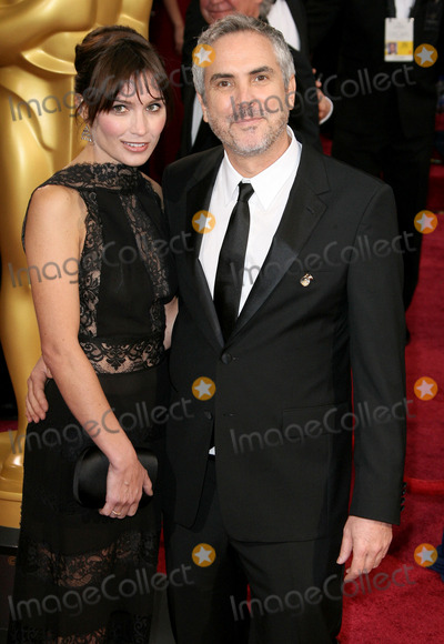 Sheherazade Goldsmith Photo - 02 March 2014 - Hollywood California - Alfonso Cuaron Sheherazade Goldsmith 86th Annual Academy Awards held at the Dolby Theatre at Hollywood  Highland Center Photo Credit AdMedia