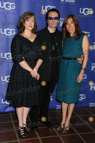 Amy Berg Photo - 4 February 2012 - Santa Barbara California - Lorri Davis Damien Echols Amy Berg 27th Annual Santa Barbara Film Festival - Cinema Vanguard Award held at the Arlington Theatre Photo Credit Byron PurvisAdMedia