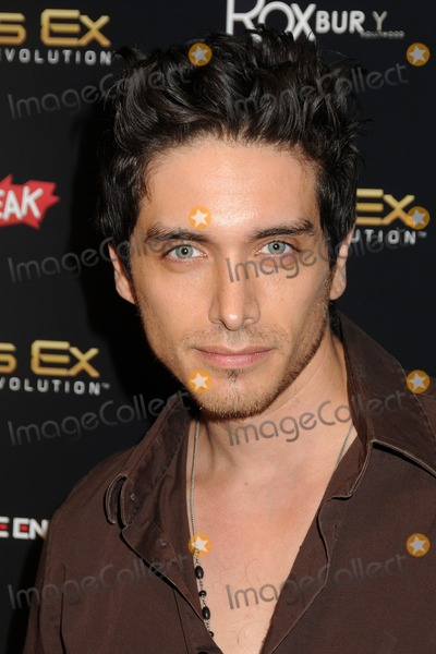 Josh Keaton Photo - 23 August 2011 - Hollywood California - Josh Keaton Deus Ex Human Revolution Launch Party held at The Roxbury Photo Credit Byron PurvisAdMedia