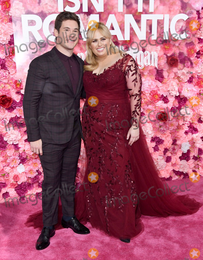 Rebel Wilson Photo - 11 February 2019 - Los Angeles California - Adam Devine Rebel Wilson Isnt It Romantic Los Angeles Premiere held at the Theater at Ace Hotel Photo Credit Birdie ThompsonAdMedia