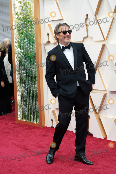 Joaquin Phoenix Photo - 09 February 2020 - Hollywood California - Joaquin Phoenix 92nd Annual Academy Awards presented by the Academy of Motion Picture Arts and Sciences held at Hollywood  Highland Center Photo Credit AMPASAdMedia