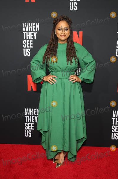 Ava DuVernay Photo - 11 August 2019 - Los Angeles California - Ava DuVernay When They See Us for your consideration Los Angeles 2019 - Day 1 held at Paramount Theatre Photo Credit FSadouAdMedia