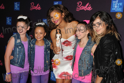 Alyssa Bernal Photo - 26 September 2015 - Hollywood California - Zendaya Coleman Kaycee Rice Alyssa Bernal Barbie Rock N Royals Concert Experience held at the Hollywood Palladium Photo Credit Byron PurvisAdMedia