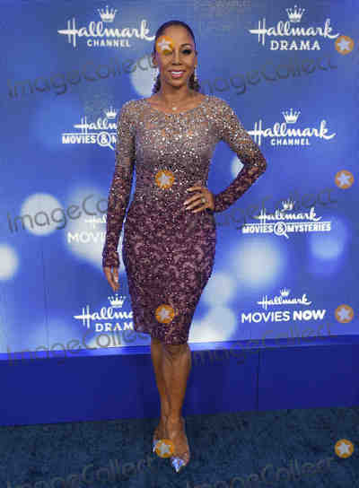 Holly Robinson-Peete Photo - 26 July 2019 - Beverly Hills California - Holly Robinson Peete Hallmark Channel and Hallmark Movies  Mysteries 2019 Summer TCA held at a Private Residence Photo Credit Birdie ThompsonAdMedia