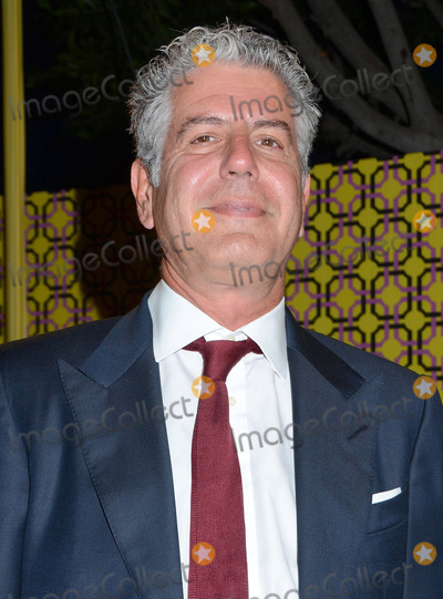 Anthony Bourdain Photo - 23 September 2012 - West Hollywood California - Anthony Bourdain 2012 HBO Post Award Reception following the 64th Primetime Emmy Awards held at the Pacific Design Center Photo Credit Birdie ThompsonAdMedia