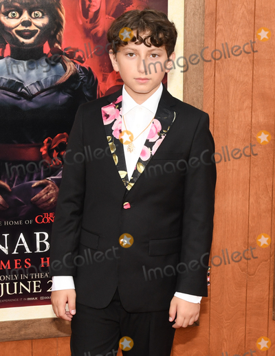 August Maturo Photo - 17 June 2019 - Westwood California - August Maturo Annabelle Comes Home World Premiere held at Regency Village Theatre Photo Credit Billy BennightAdMedia