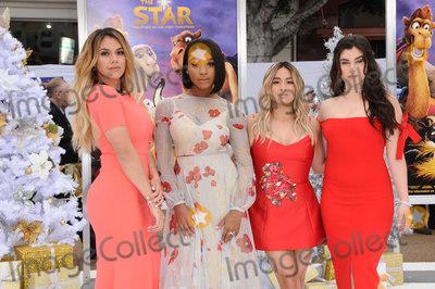 Ally Brooke Photo - 12 November  2017 - Westwood California - Fifth Harmony Dinah Jane Normani Kordei Ally Brooke Lauren Jauregui  Star Los Angeles Premiere held at The Regency Village Theater in Westwood Photo Credit Birdie ThompsonAdMedia