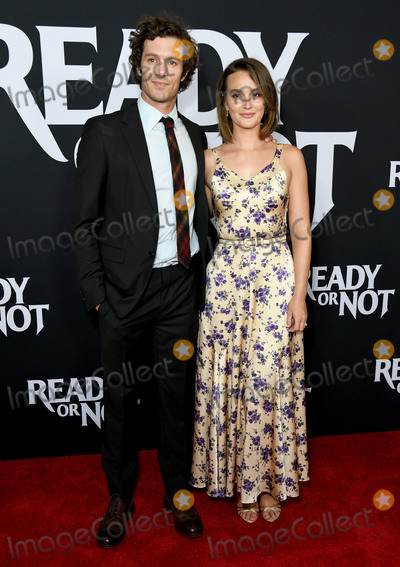 Leighton Meester Photo - 19 August 2019 - Culver City California - Adam Brody Leighton Meester Fox Searchlights Ready Or Not Los Angeles Screening held at Arclight Culver City Photo Credit Birdie ThompsonAdMedia