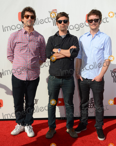 Akiva Schaffer Photo - 19 May 2013 - Culver City Ca - the Lonely Island Andy Samberg Jorma Taccone Akiva SchafferYouTube Comedy Week  presents The Big Live Comedy Show at Culver Studios in Culver City CaPhoto Credit BirdieThompsonAdMedia