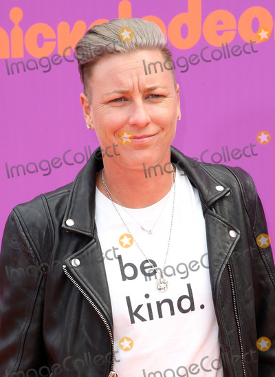 Abby Wambach Photo - 13 July 2017 - Los Angeles California - Abby Wambach Nickelodeon Kids Choice Sports Awards 2017 held at Pauley Pavilion Photo Credit F SadouAdMedia
