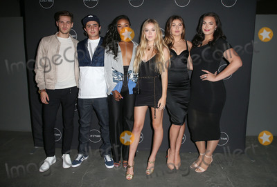 Cairo Peele Photo - 16 August 2017 - Los Angeles California - Janis Ostojic Jake Moritt Cairo Peele Faith Schroder Cambrie Schroder Arissa LeBrock Lifetimes New Docuseries Growing Up Supermodel Exclusive LIVE Viewing Party Hosted By Andrea Schroder Photo Credit F SadouAdMedia
