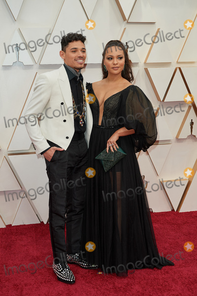 Anthony Ramos Photo - 09 February 2020 - Hollywood California - Anthony Ramos and Jasmine Cephas Jones 92nd Annual Academy Awards presented by the Academy of Motion Picture Arts and Sciences held at Hollywood  Highland Center Photo Credit AMPASAdMedia