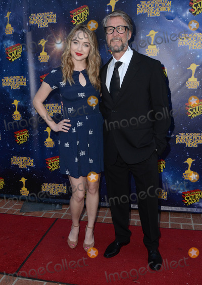 Alan Ruck Photo - 22 June 2016 - Burbank Hannah Kasulka Alan Ruck Arrivals for the 42nd Annual Saturn Awards held at The Castaway Photo Credit Birdie ThompsonAdMedia