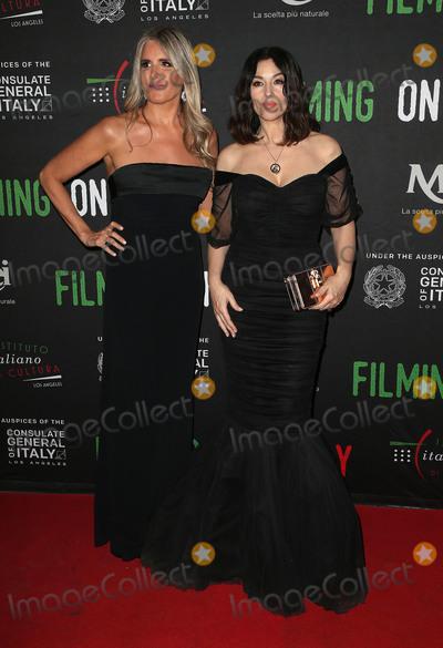 Monica Bellucci Photo - 31 January 2018 - West Hollywood California - Tiziana Rocca Monica Bellucci On The Milky Road Los Angeles Premiere Photo Credit F SadouAdMedia