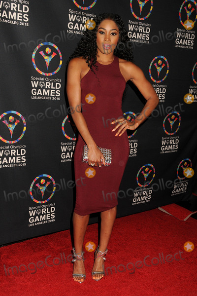 Ariane Andrew Photo - 31 July 2015 - Beverly Hills California - Ariane Andrew Cameron Lynn Special Olympics Celebrity Dance Challenge held at the Wallis Annenberg Center for the Performing Arts Photo Credit Byron PurvisAdMedia