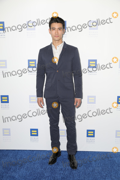 Alex Landi Photo - 30 March 2019 - Los Angeles California - Alex Landi The Human Rights Campaign 2019 Los Angeles Gala Dinner held at JW Marriott Los Angeles at LA LIVE Photo Credit PMAAdMedia
