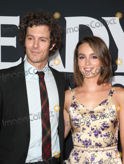Adam Brody Photo - 19 August 2019 - Culver City California - Adam Brody Leighton Meester LA Screening Of Fox Searchlights Ready Or Not  held at ArcLight Cinemas Photo Credit FSadouAdMedia