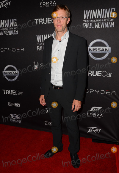 Paul Newman Photo - 16 April 2015 - Hollywood California - Sebastien Bourdais Los Angeles premiere of Winning The Racing Life of Paul Newman held at El Capitan Theater Photo Credit Birdie ThompsonAdMedia