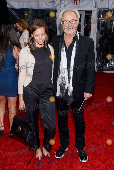 Annabelle Dexter-Jones Photo - 10 August 2015 - New York New York- Annabelle Dexter-Jones Mick Jones The Man From UNCLE  New York Premiere Photo Credit Mario SantoroAdMedia