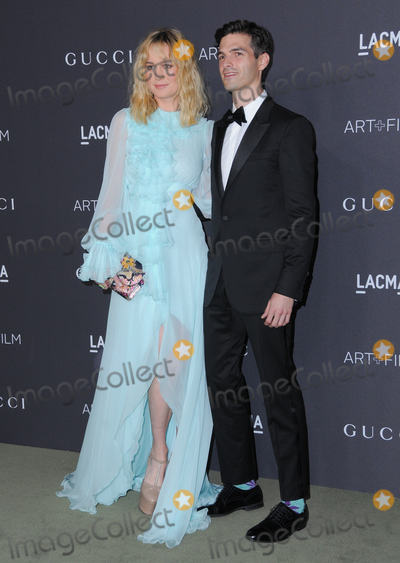 Alex Greenwald Photo - 29 October 2016 - Los Angeles California Brie Larson Alex Greenwald 2016 LACMA ArtFilm Gala honoring Robert Irwin and Kathryn Bigelow presented by Gucci held at LACMA Photo Credit Birdie ThompsonAdMedia