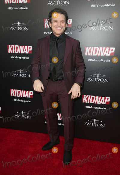 Alan Abeyta Photo - 31 July 2017 - Hollywood California - Alan Abeyta Kidnap Los Angeles premiere held at Arclight Hollywood in Hollywood Photo Credit F SadouAdMedia