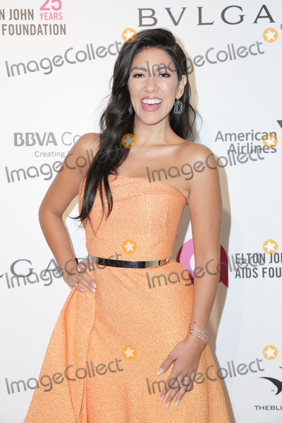 Stephanie Beatriz Photo - 04 March 2018 - West Hollywood California - Stephanie Beatriz 26th Annual Elton John Academy Awards Viewing Party held at West Hollywood Park Photo Credit PMAAdMedia