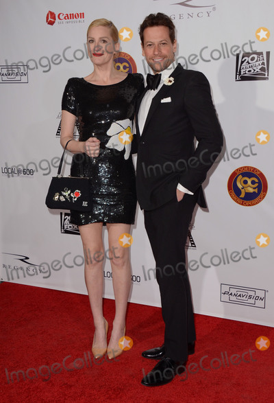 Alice Evans Photo - 06 February  - Los Angeles Ca - Alice Evans Ioan Gruffudd Arrivals for the Society of Camera Operators Lifetime Achievement Awards held at Paramount Theater at Paramount Studios Photo Credit Birdie ThompsonAdMedia