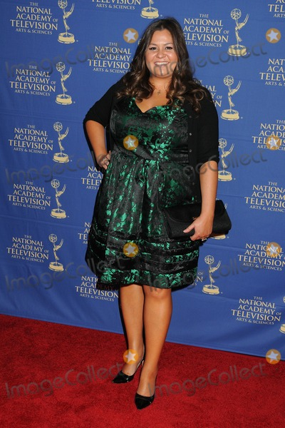 Angelica McDaniel Photo - 20 June 2014 - Los Angeles California - Angelica McDaniel 41st Annual Daytime Creative Emmy Awards Gala - Arrivals held at the Westin Bonaventure Hotel Photo Credit Byron PurvisAdMedia