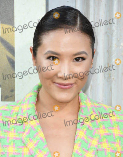 Ally Maki Photo - 05 August 2019 - Hollywood California - Ally Maki The Kitchen Los Angeles Premiere held at TCL Chinese Theatre Photo Credit Birdie ThompsonAdMedia