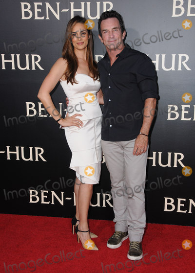 Ann Russell Photo - 16 August 2016 - Hollywood California Lisa Ann Russell Jeff Probst Los Angeles premiere of Ben-Hur held at TCL Chinese Theatre Photo Credit Birdie ThompsonAdMedia
