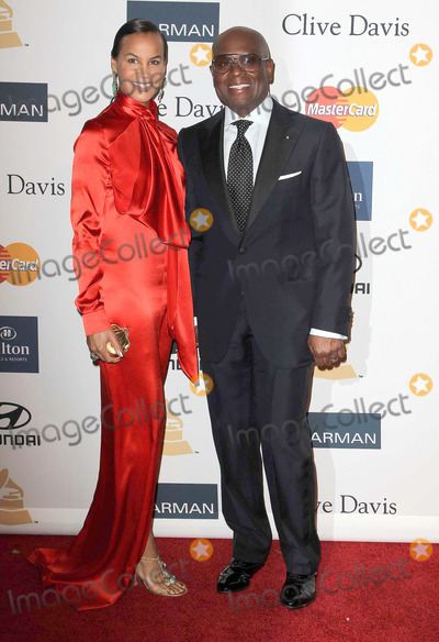 Antonio LA Reid Photo - 09 February 2013 - Beverly Hills California - Antonio LA Reid Erica Reid Clive Davis And The Recording Academys 2013 GRAMMY Salute To Industry Icons Gala held at The Beverly Hilton Hotel Photo Credit Kevan BrooksAdMedia
