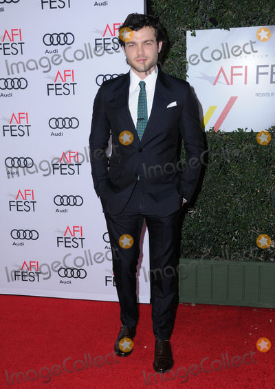Alden Ehrenreich Photo - 10 November 2016 - Hollywood California Alden Ehrenreich AFI FEST 2016 - Opening Night Premiere Of Rules Dont Apply held at TCL Chinese Theater Photo Credit Birdie ThompsonAdMedia