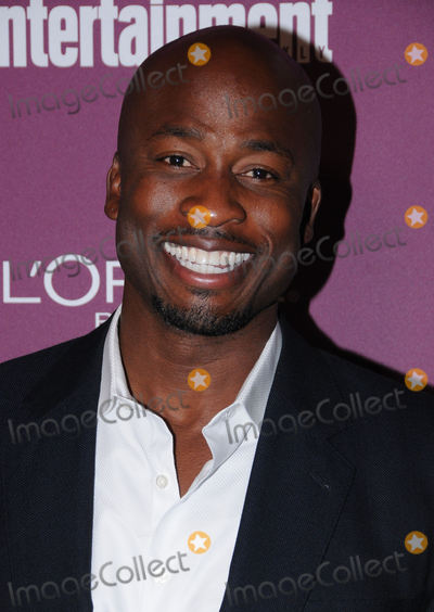Akbar Gbajabiamila Photo - 15 September  2017 - Hollywood California - Akbar Gbajabiamila 2017 Entertainment Weekly Pre-Emmy Party held at The Sunset Tower Hotel in Hollywood Photo Credit Birdie ThompsonAdMedia
