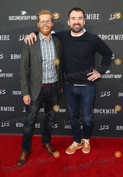 Alex Buono Photo - 1May 2017 - North Hollywood California - Alex Buono Rhys Thomas FYC Event For IFCs Brockmire And Documentary Now held at Saban Media Center at the Television Academy Photo Credit F SadouAdMedia