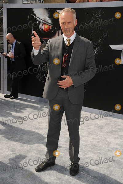 Alan Taylor Photo - 28 June 2015 - Los Angeles California - Alan Taylor Terminator Genisys Los Angeles Premiere held at the Dolby Theatre Photo Credit Byron PurvisAdMedia