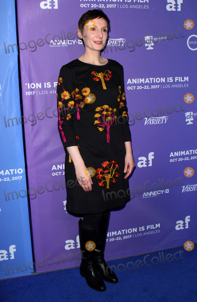 Nora Twomey Photo - 20 October 2017 - Hollywood California - Nora Twomey The Breadwinner US Premiere held at the TCL Chinese 6 Theatre in Hollywood Photo Credit AdMedia