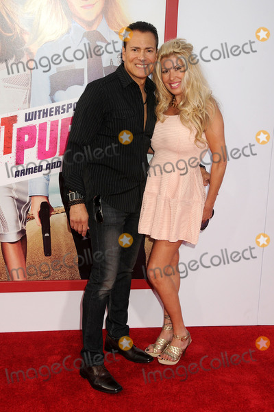 Benny Nieves Photo - 30 April 2015 - Hollywood California - Benny Nieves Hot Pursuit Los Angeles Premiere held at the TCL Chinese Theatre Photo Credit Byron PurvisAdMedia