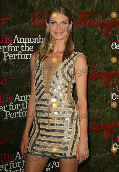 Angela Lindvall Photo - 17 October 2013 - Beverly Hills California - Angela Lindvall Wallis Annenberg Center For The Performing Arts Inaugural Gala held at Wallis Annenberg Center For The Performing Arts Photo Credit Kevan BrooksAdMedia