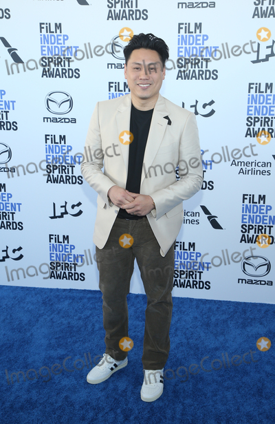 Jon M Chu Photo - 8 February 2020 - Santa Monica California - Jon M Chu 2020 Film Independent Spirit Awards held at Santa Monica Pier Photo Credit FSAdMedia