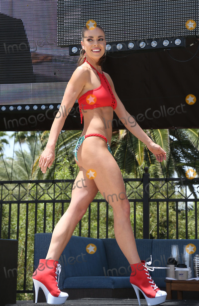 alaska Photo - 05 May 2017 - Las Vegas Nevada - Miss Alaska Alyssa London  The 2017 Miss USA Swimsuit fashion Show by Yandycom at Daylight Beach Club at Mandalay Bay resort and Casino  Photo Credit MJTAdMedia