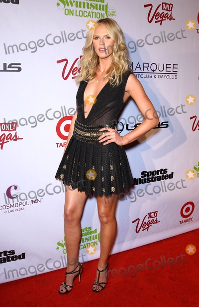 Anne V Photo - 13 February 2013 - Las Vegas NV -  Anne V  The 2013 Sports Illustrated Swimsuit models celebrate at the SI Swimsuit on Location event at Marquee Nightclub at The Cosmopolitan of Las Vegas Photo Credit mjtAdMedia