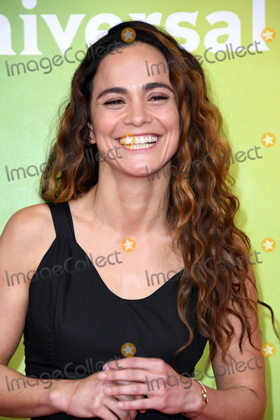 Alice Braga Photo - 02 May 2018 - Los Angeles California - Alice Braga 2018 NBCUniversal Summer Press Day held at Universal Studios Photo Credit Birdie ThompsonAdMedia