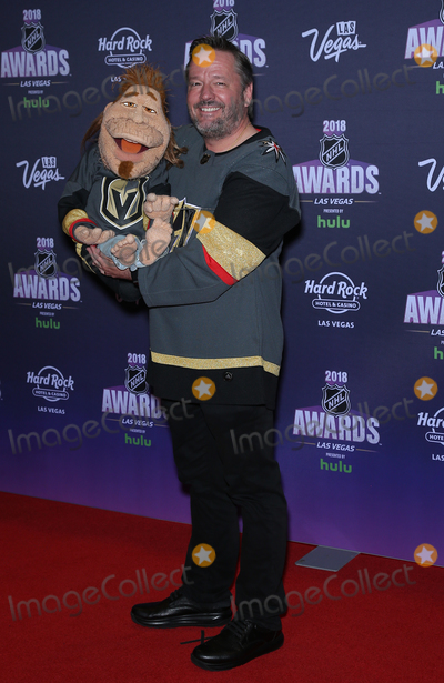 Terry Fator Photo - 20 June 2018 - Las Vegas Nevada - Terry Fator 2018 NHL Awards Red Carpet the Hard Rock Hotel and Casino Photo Credit MJTAdMedia