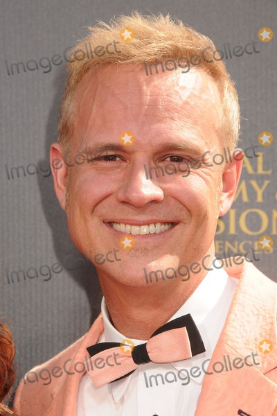 George Gray Photo - 26 April 2015 - Burbank California - George Gray The 42nd Annual Daytime Emmy Awards - Arrivals held at Warner Bros Studios Photo Credit Byron PurvisAdMedia